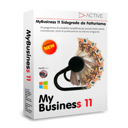 MyBusiness Sidegrade